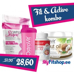 FIT & ACTIVE kombo