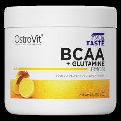 BCAA + GLUTAMINE 200g