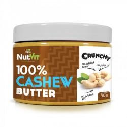 CASHEW BUTTER cruchy 500g