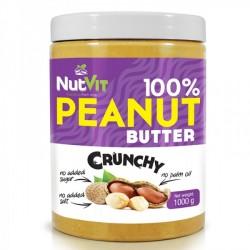 PEANUT BUTTER crunchy 1 kg