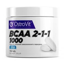 BCAA 2-1-1 1000mg 150 tab