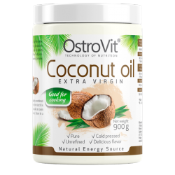 COCONUT OIL Extra Virgin 900g