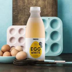White Liquid Egg 100%