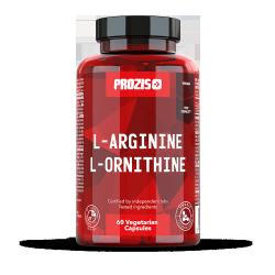 ARGININE + ORNITHIN