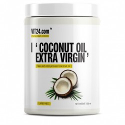 COCONUT OIL Extra Virgin  900ml