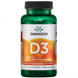VITAMIN D3 High Potency